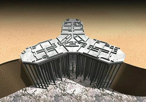 burj-khalifa-hotel-altura-dubai-vistas-tickets-discount-height-in-feet-planos-precios-pisos-cimentacion-pilotes-dibujo-drawing-drawings-forma-de-y