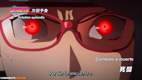 Boruto: Naruto Next Generations Capítulo 166 Sub Español HD