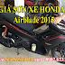 Bảng giá sơn xe máy Honda Airblade 2015