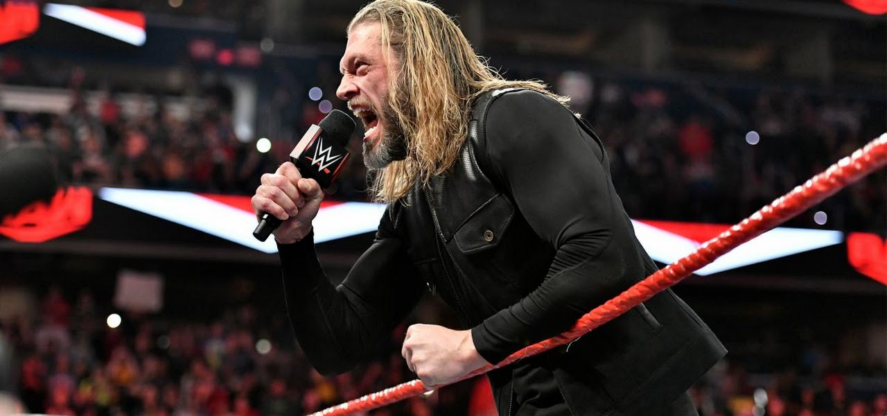 Edge quer enfrentar Sami Zayn no futuro