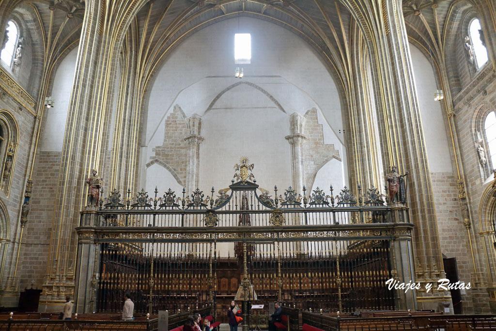 Coro de la Catedral Nueva de Plasencia