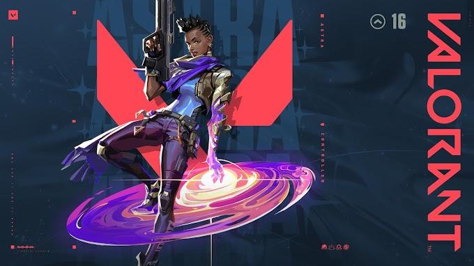 Riot Games Mengumumkan Astra Sebagai Ejen Baru di Valorant, Bilakah Ia Akan Dilancarkan?