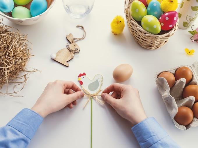 Kegiatan Seru Saat Easter Day
