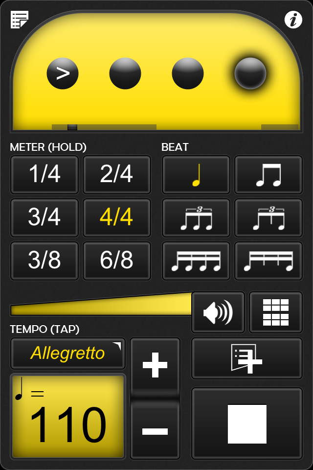 Clarinet Cache: Metronome Apps in Review