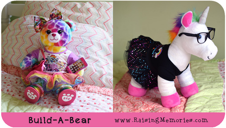 Tween and Teen Build A Bear Giveaway