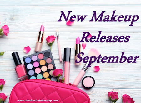 New Makeup Releases September