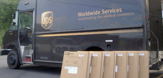 UPS stops deliveries to Muslim 'no-go zone' in Sweden