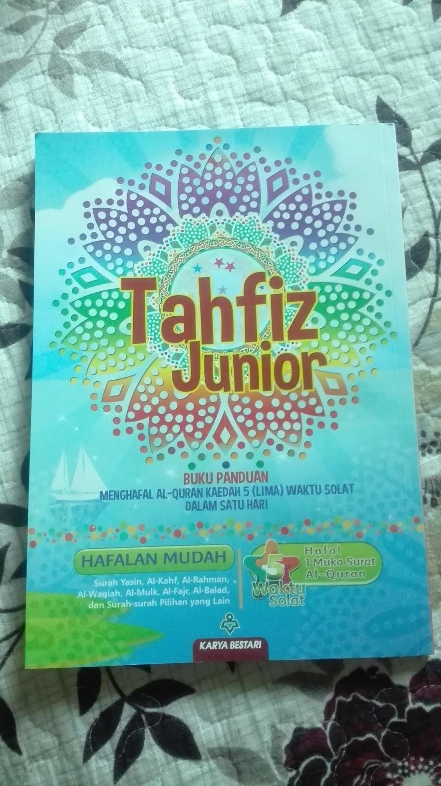 Fitrah Homeschooling Tahfiz Junior Dan Quran Al Hafiz 9 Langkah Mudah Menghafal Buku Ini Saya Beli Di Reruai Karangkraf Mei Lalu Ia Nampak Menarik Dengan Warna Warni Dalamnya