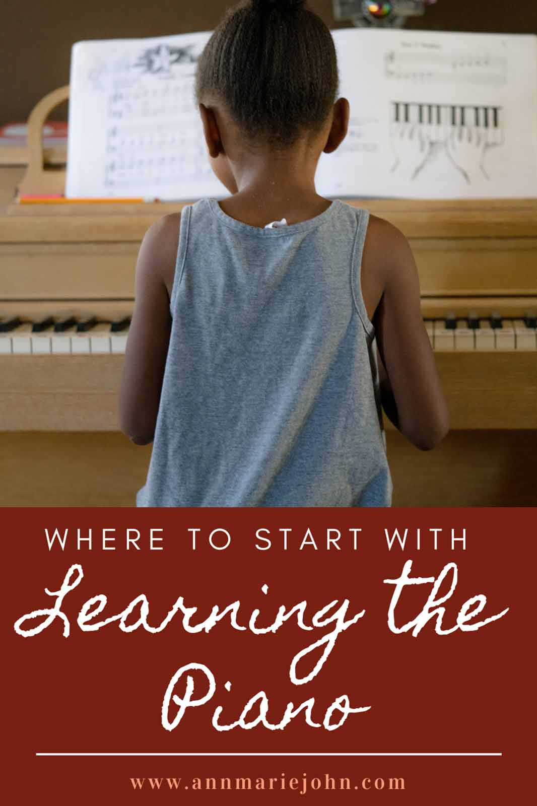 Where To Start With Learning The Piano