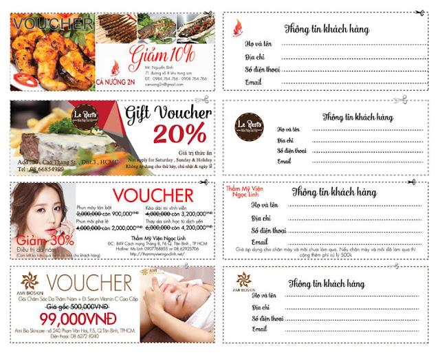 Nhận voucher coupon điện tử miễn phí tại website unimedia. vn