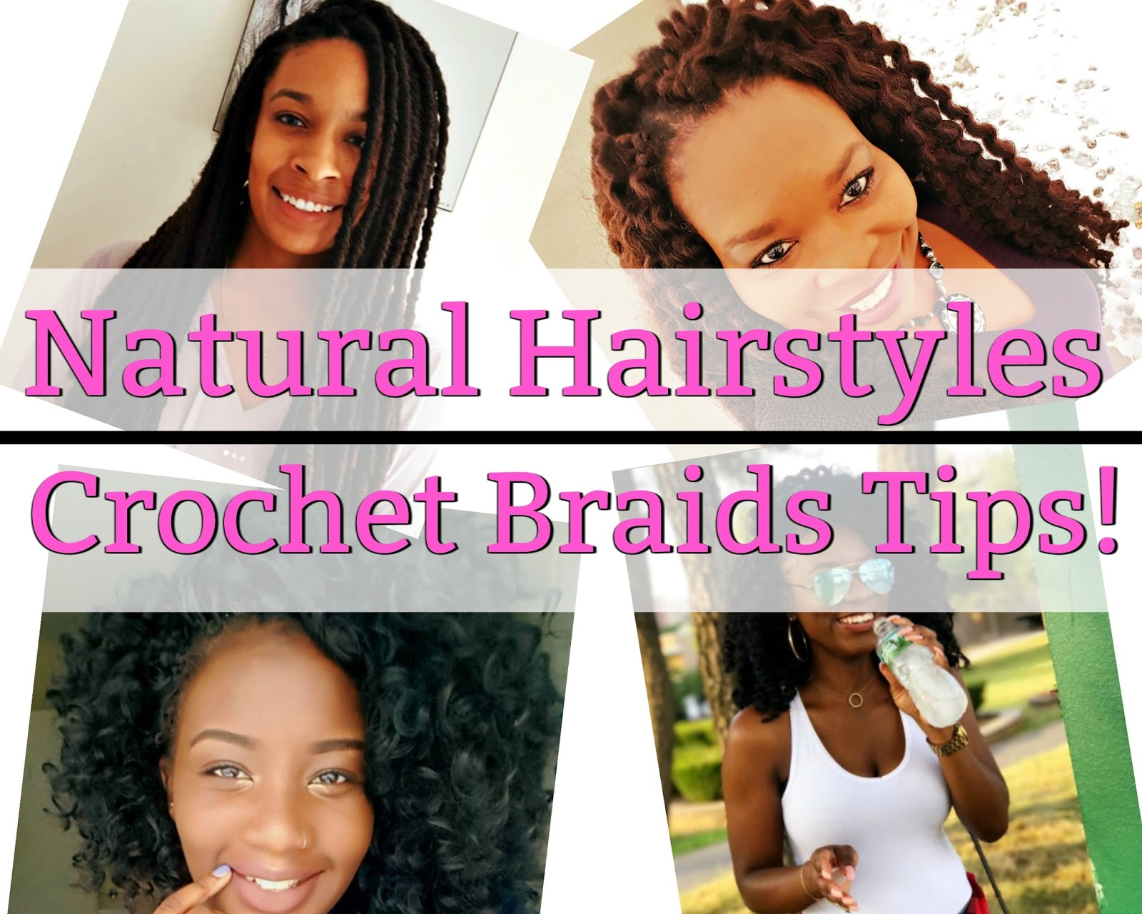 Crochet braids are still trendy and fun but not much information is out here on how to clean, moisturize or even how long to keep them in. We've got the deets to keep your hair healthy and your Crochet Braids looking awesome!