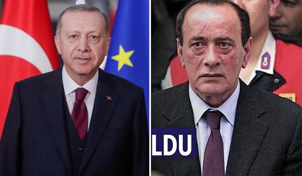 Η τουρκική μαφία στηρίζει Ερντογάν!