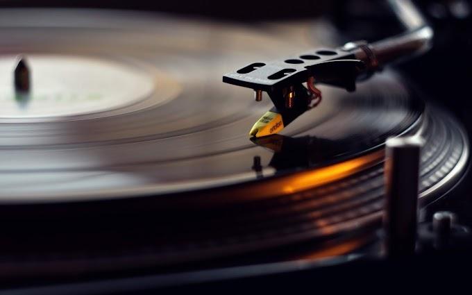 Vintage Disco de Vinil