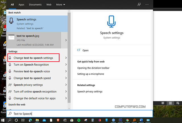 PDF read aloud add voice options windows - قراءة بالصوت.jpg