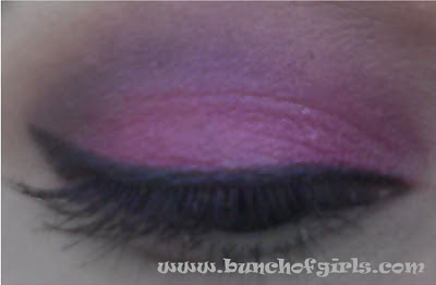 Beauty Review: Etude House Proof 10 Eye Primer ~ bunch of girls