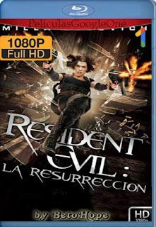 Resident Evil 4: La Resurreccion [2010] [1080p BRrip] [Latino-Inglés] [GoogleDrive]