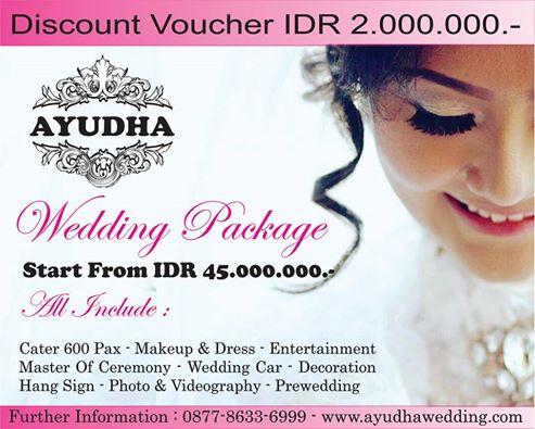 T 087786336999 ayudha rias pengantin di bandung event bandung diposting 24th june 2014 oleh ayudha wedding junglespirit Image collections