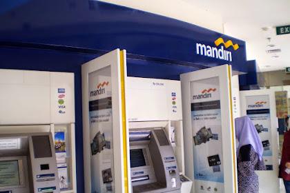 Daftar Lokasi ATM Bank Mandiri Bandung