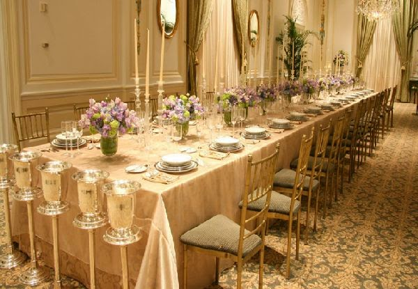 The Best Decor For Your Wedding Table With Superb and Innovative Ideas