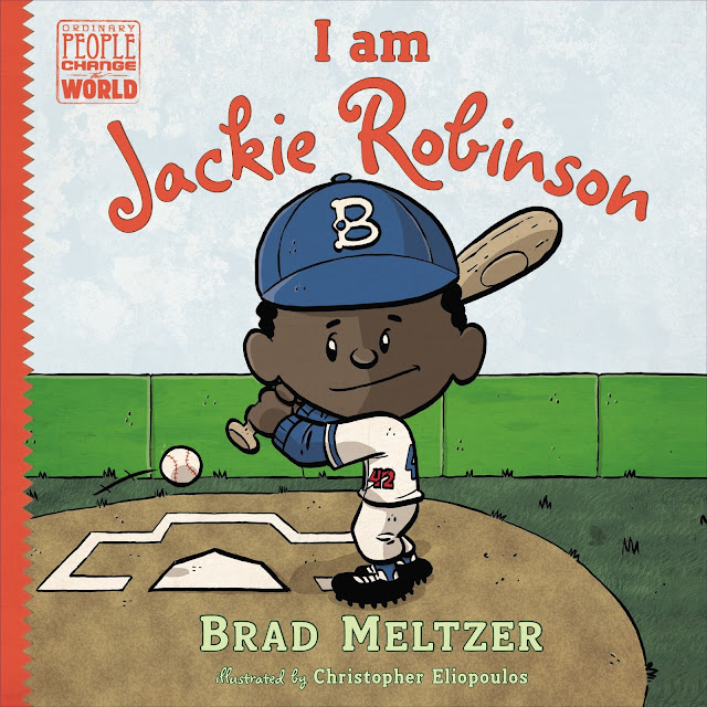 Bio of Jackie Robinson and Online Activities