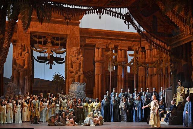Verdi: Aida - Liceu, Barcelona (Photo A Bofill)