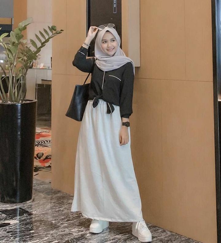 Model Fashion Hijab Remaja 2019