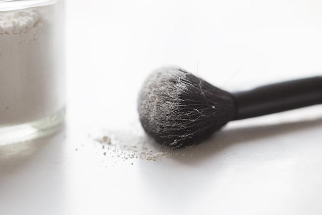 Toi-même tu peux︱le shampoing sec avec 2 ingrédients