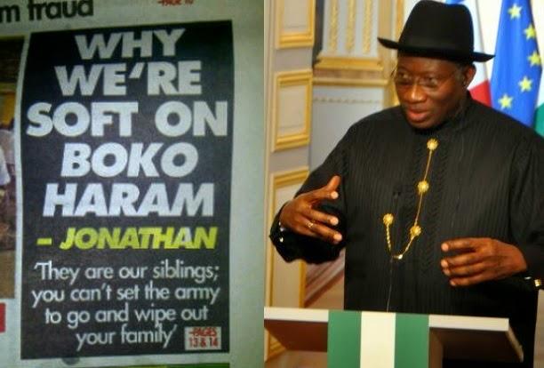 boko haram cease political trick