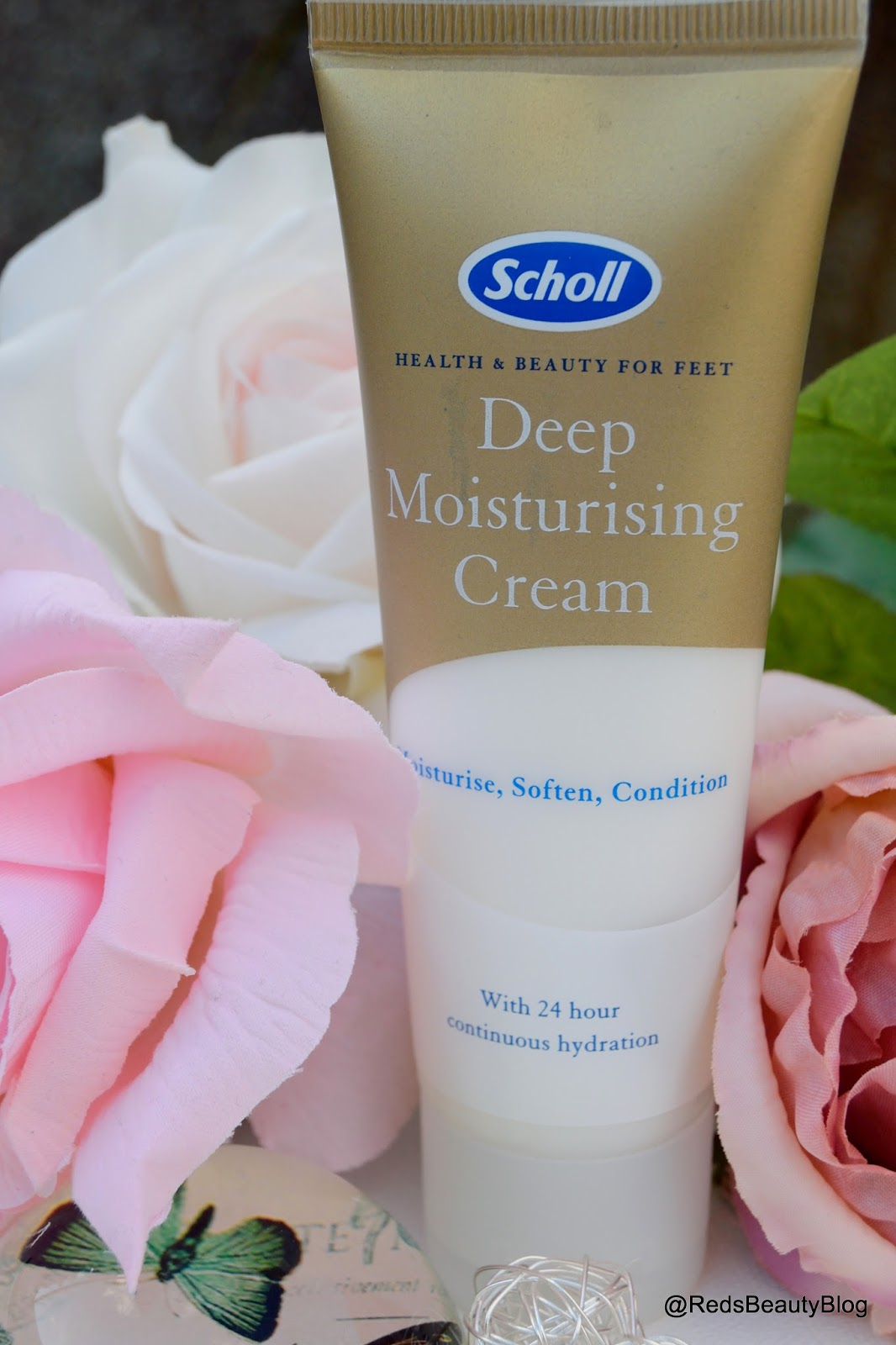 A picture of Scholl Deep Moisturising Foot Cream