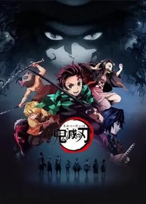انمي  قاتل الشياطين | kimetsu no yaiba