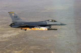 F-16 Fighting Falcon - Jet Tempur Multi Peran