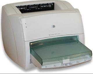 HP LaserJet 1000