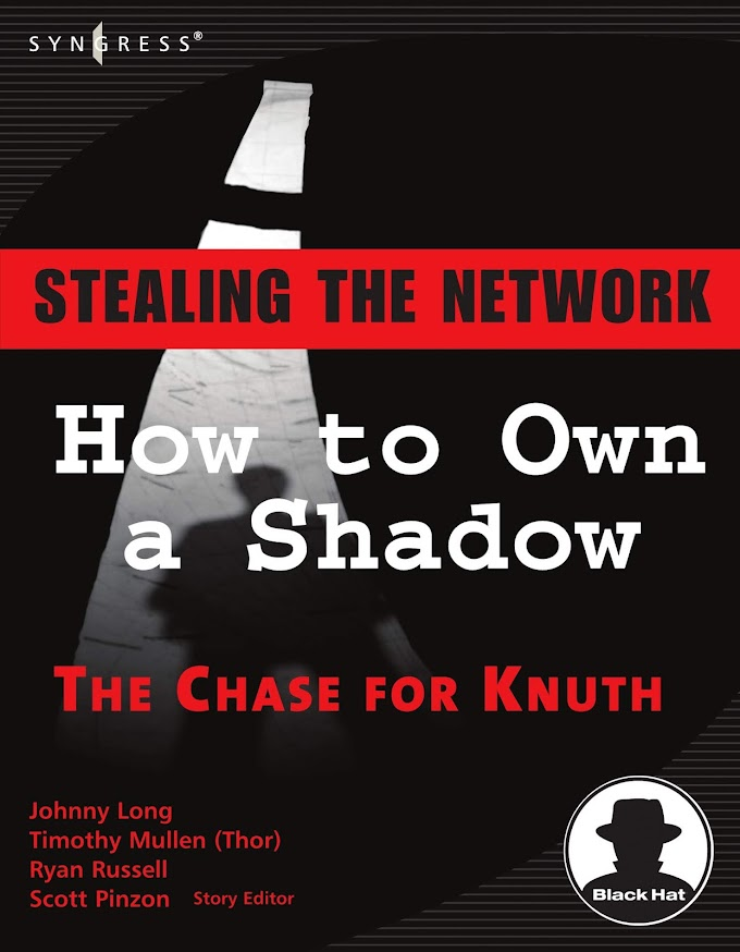 Stealing the Network - How to Own a Shadow, Syngress