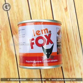 +62 852-2765-5050 | lem fox kaleng 70 gr paling nempel