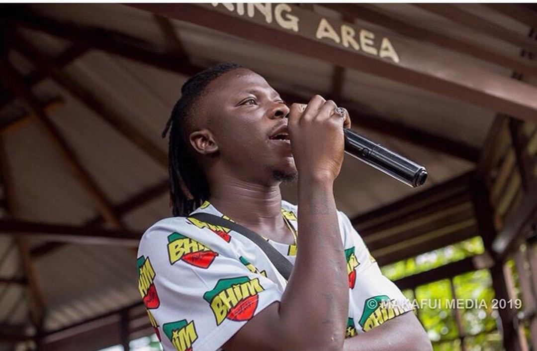 Stonebwoy Unveils Bhim Cloth Exclusively For His Fans And Followers