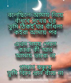 Tumi Bine Pran Bache Na Lyrics
