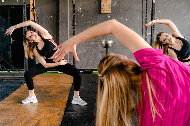 Fitness Training Classes