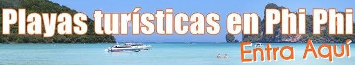 Turismo-playas-Phi-Phi-Don