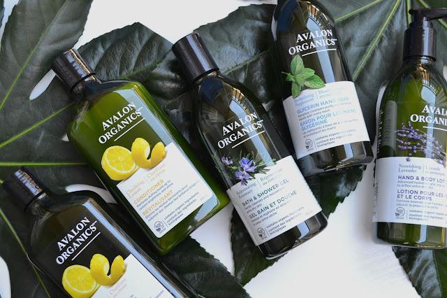 Avalon Organics Review
