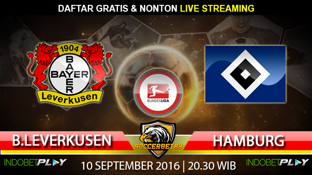 Prediksi Leverkusen vs Hamburg 10 September 2016 (Liga Jerman)