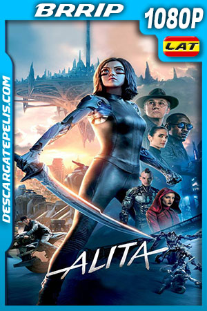Alita: Ángel de combate (2019) HD 1080p BRRip Latino – Ingles