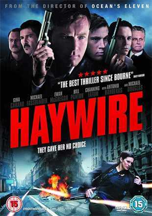 Haywire 2011 BRRip 1080p Dual Audio In Hindi English ESub