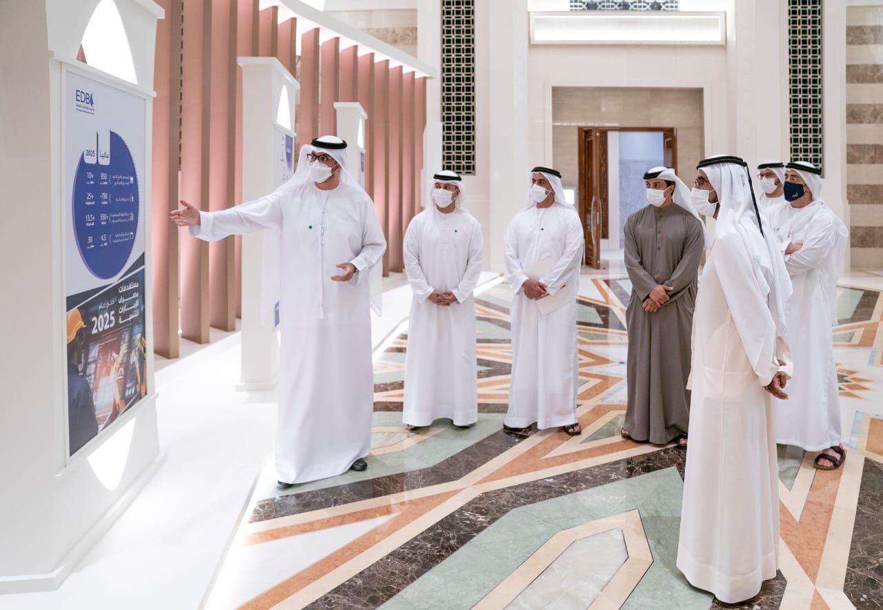 Sheikh Mohammed signs off EDB Strategy of financial support worth AED 30 billion