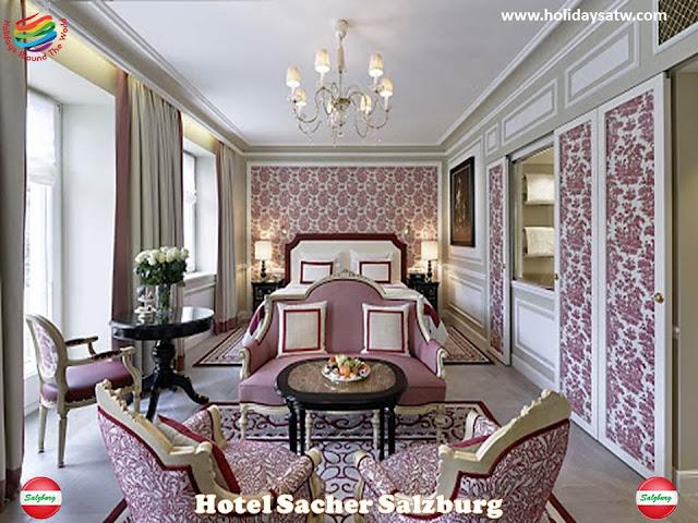 Best 5-star Salzburg hotels