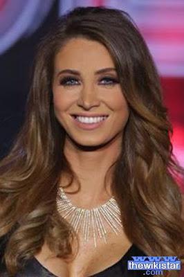 انابيلا هلال (Annabella Hilal)، مذيعة وعارضة أزياء لبنانية