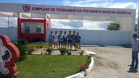 10 atletas de Piranhas realizam teste no time de futebol CRB