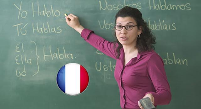 francia-profesores-español