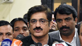 Charge sheet against Chief Minister Sindh Federal