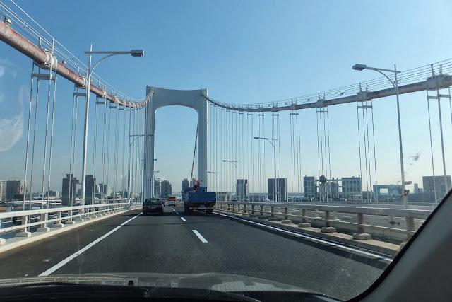 rainbow-bridge-tokyo-japan レインボーブリッジ(首都高)