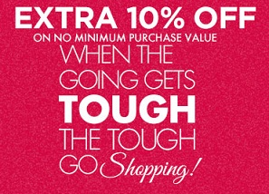 Jabong Weekend Sale: Clothing, Footwear & Accessories – Upto 90% Off+ Extra 10% Off